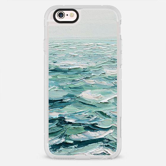 Minty Sea - New Standard Case