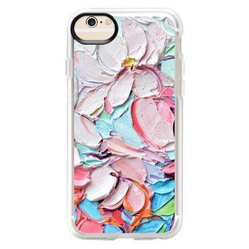 Grip iPhone 6 Case - Cherry Blossom Petals