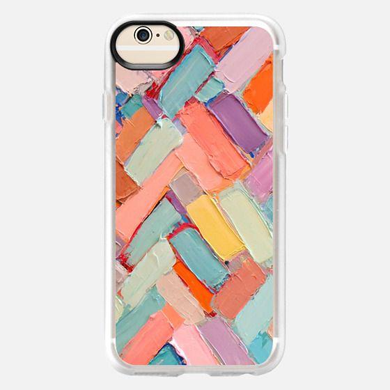 iPhone 6 Case - Peachy Internodes