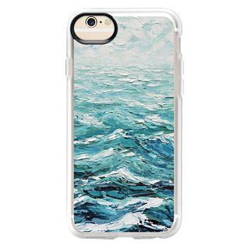 Grip iPhone 6 Case - Windswept Sea