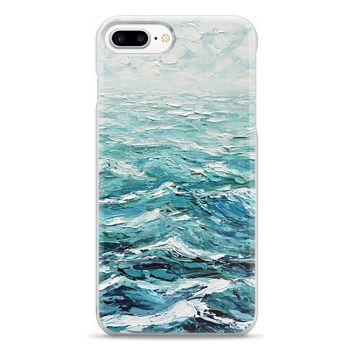 Snap iPhone 7 Plus Case - Windswept Sea