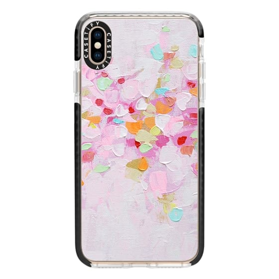 iPhone XS Max Cases - Carnival Rosa