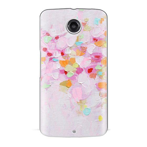 Nexus 6 Cases - Carnival Rosa