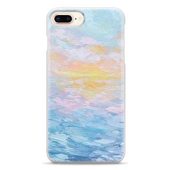 Snap iPhone 8 Plus Case - Atlantic Ocean Sunrise