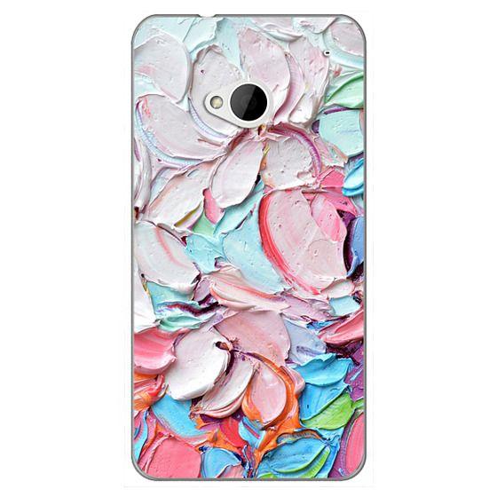 Htc One Cases - Cherry Blossom Petals