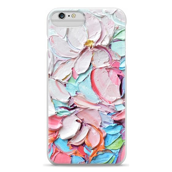 iPhone 6 Plus Cases - Cherry Blossom Petals