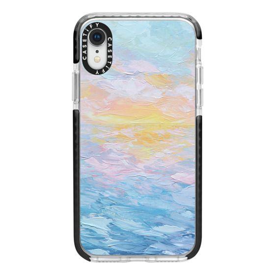 iPhone XR Cases - Atlantic Ocean Sunrise