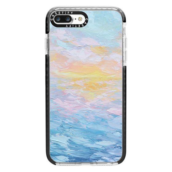 iPhone 7 Plus Cases - Atlantic Ocean Sunrise