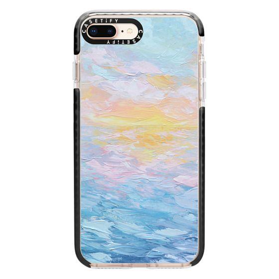 iPhone 8 Plus Cases - Atlantic Ocean Sunrise