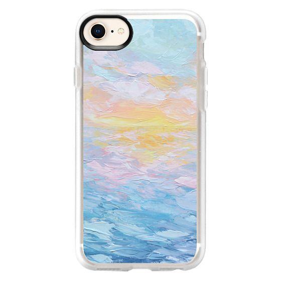 iPhone 8 Cases - Atlantic Ocean Sunrise