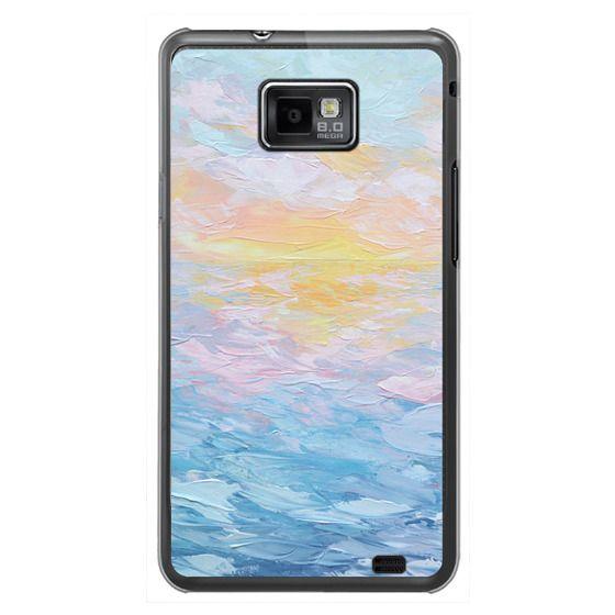 Samsung Galaxy S2 Cases - Atlantic Ocean Sunrise