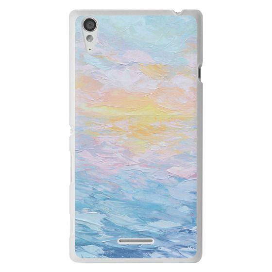 Sony T3 Cases - Atlantic Ocean Sunrise