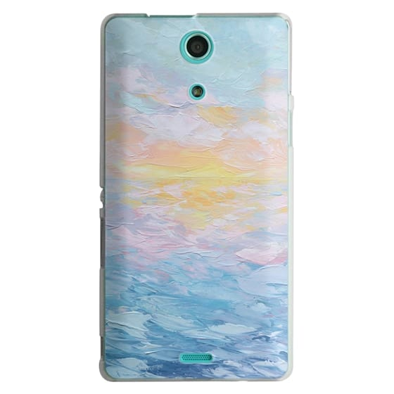 Sony Zr Cases - Atlantic Ocean Sunrise