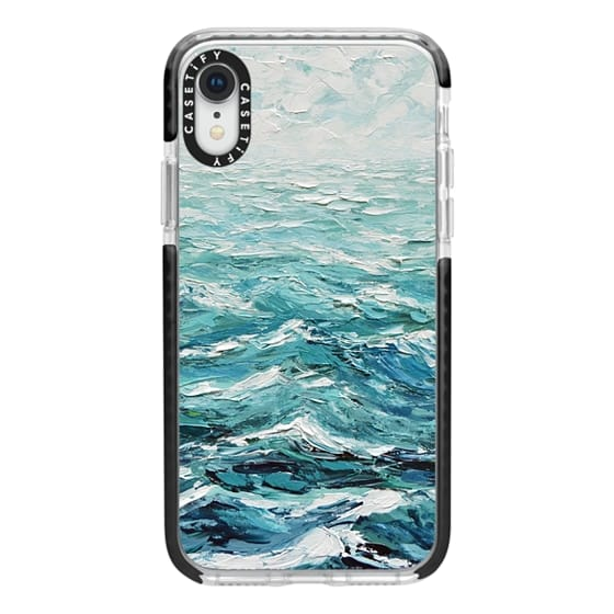 iPhone XR Cases - Windswept Sea