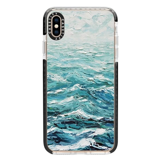 iPhone XS Max Cases - Windswept Sea