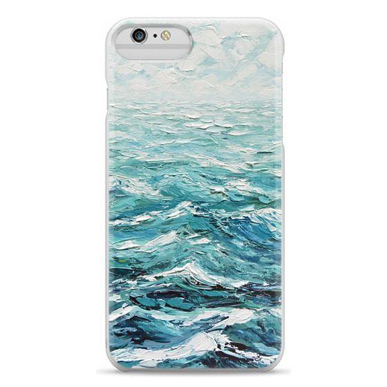 iPhone 6 Plus Cases - Windswept Sea