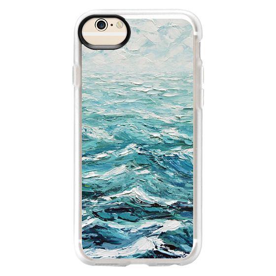 iPhone 6 Cases - Windswept Sea