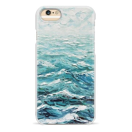 iPhone 6 Cases - Windswept Sea