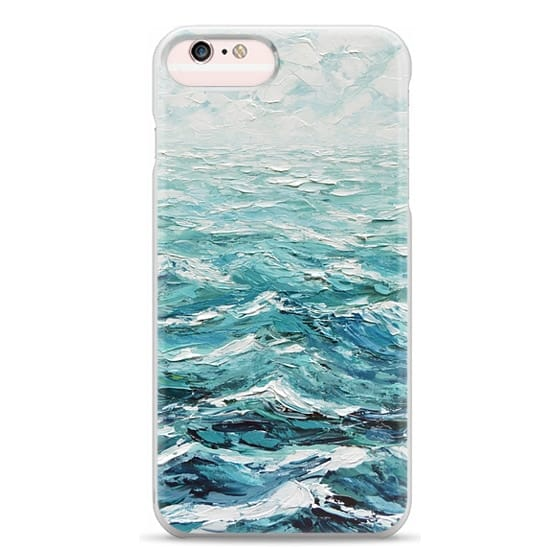 iPhone 6s Plus Cases - Windswept Sea
