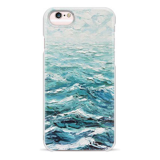 iPhone 6s Cases - Windswept Sea