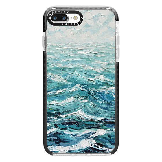 iPhone 7 Plus Cases - Windswept Sea