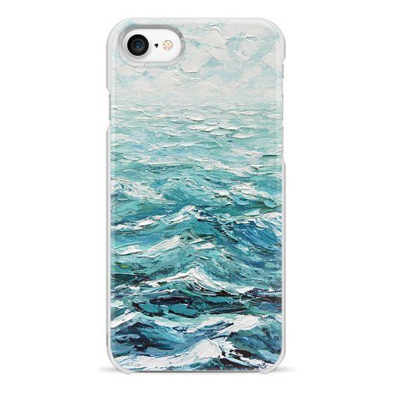 iPhone 7 Cases - Windswept Sea