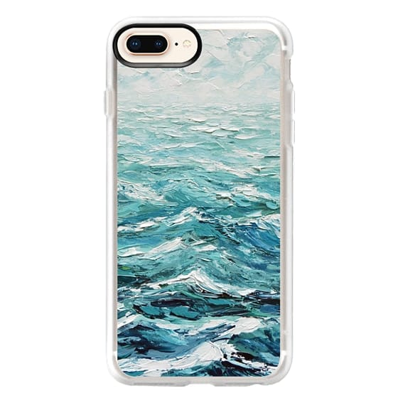 iPhone 8 Plus Cases - Windswept Sea