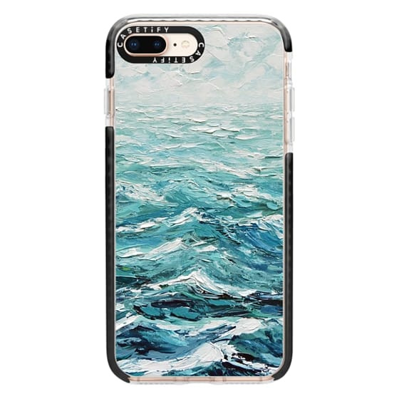 iPhone 8 Plus Cases - Windswept Sea