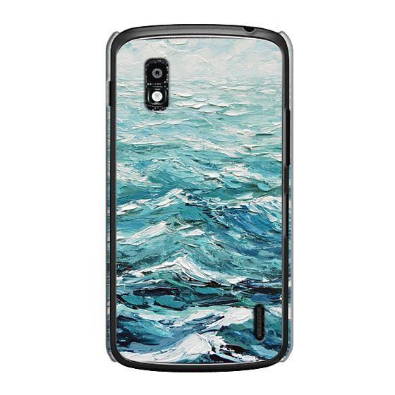 Nexus 4 Cases - Windswept Sea