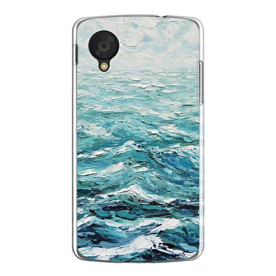 Nexus 5 Cases - Windswept Sea
