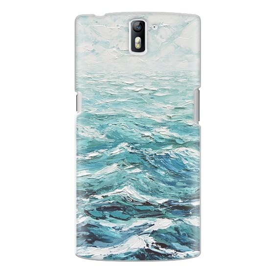 One Plus One Cases - Windswept Sea