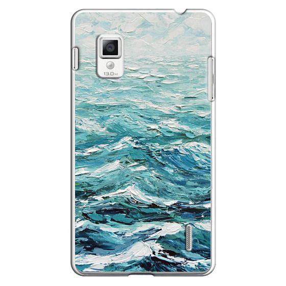 Optimus G Cases - Windswept Sea