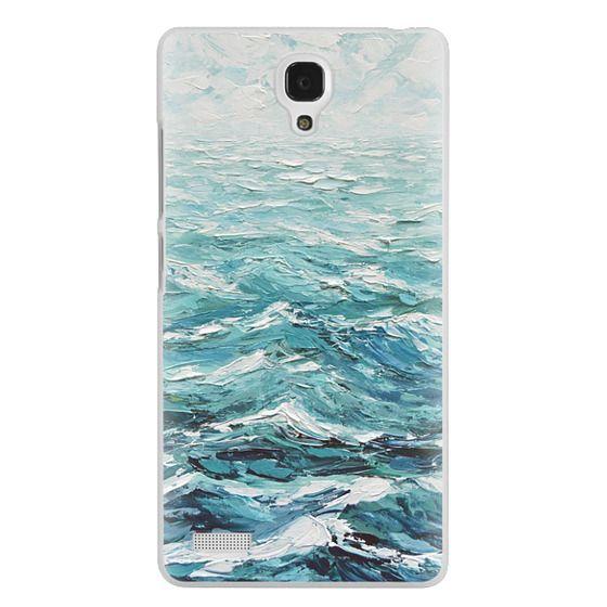 Redmi Note Cases - Windswept Sea