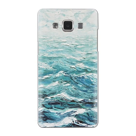 Samsung Galaxy A5 Cases - Windswept Sea