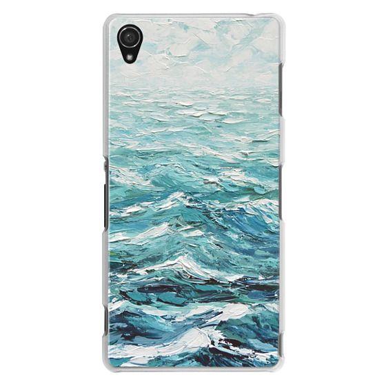 Sony Z3 Cases - Windswept Sea