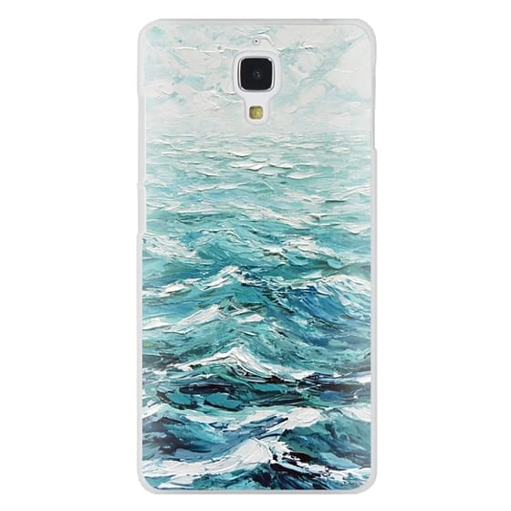 Xiaomi 4 Cases - Windswept Sea