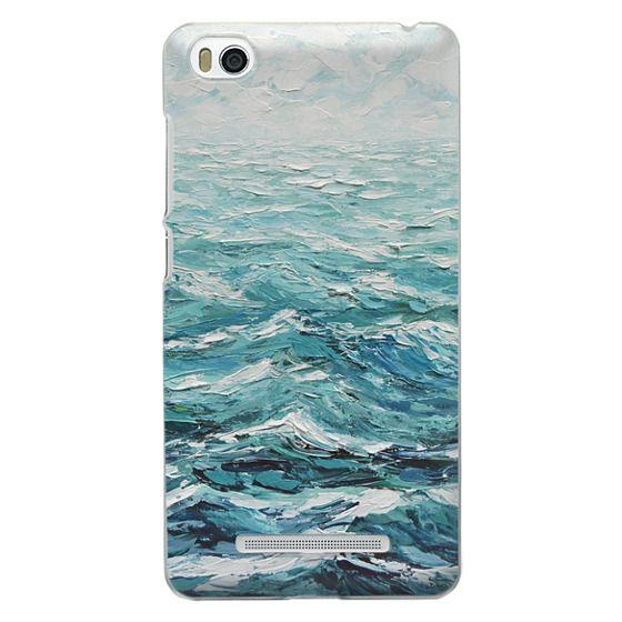 Xiaomi 4i Cases - Windswept Sea