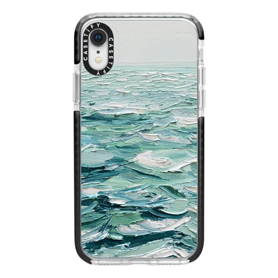 iPhone XR Cases - Minty Sea