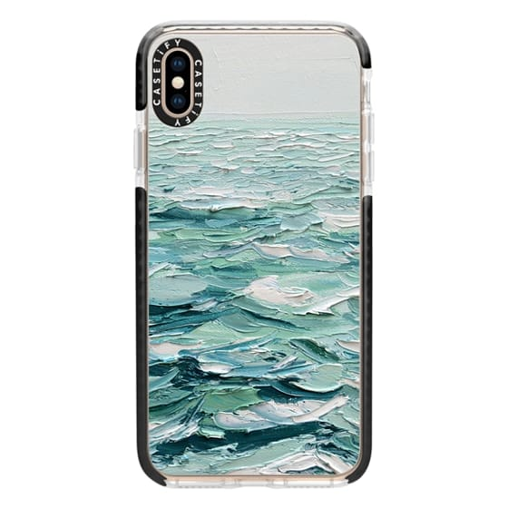 iPhone XS Max Cases - Minty Sea