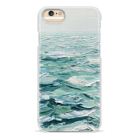 iPhone 6 Cases - Minty Sea