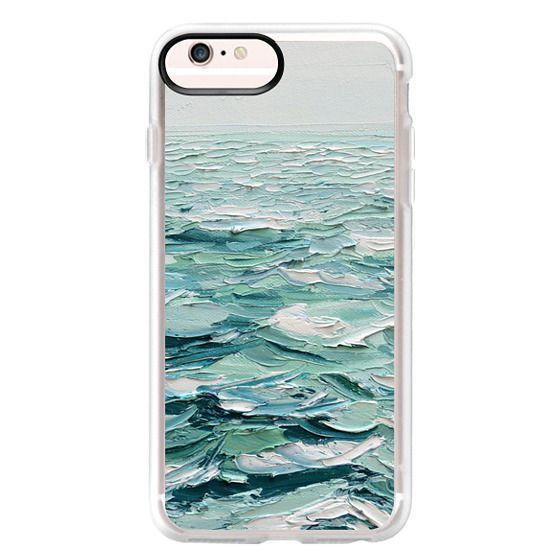iPhone 6s Plus Cases - Minty Sea