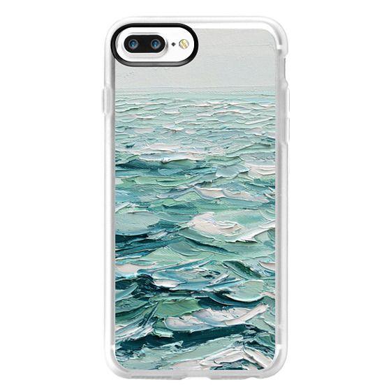 iPhone 7 Plus Cases - Minty Sea