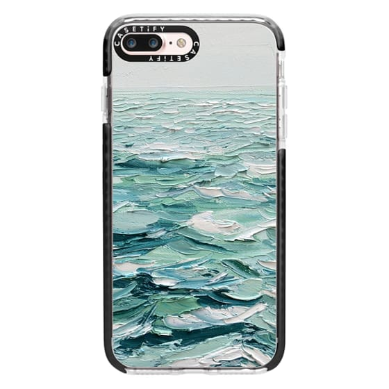 iPhone 7 Plus Cases - Minty Sea