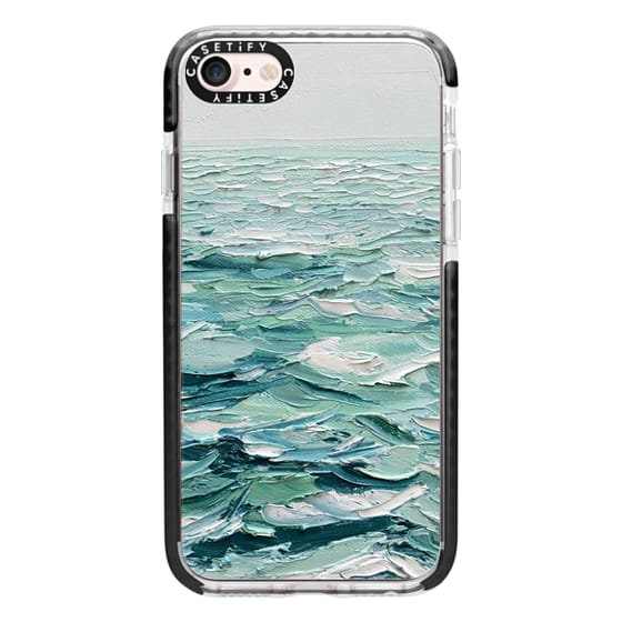 iPhone 7 Cases - Minty Sea