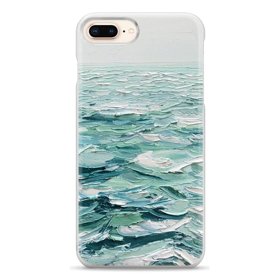 iPhone 8 Plus Cases - Minty Sea