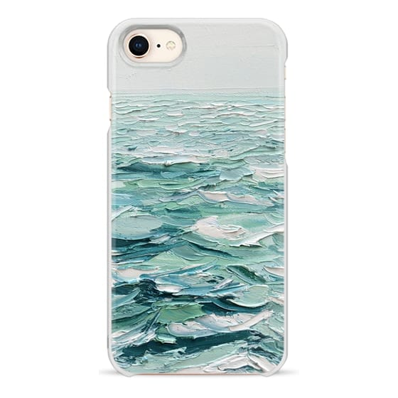 iPhone 8 Cases - Minty Sea