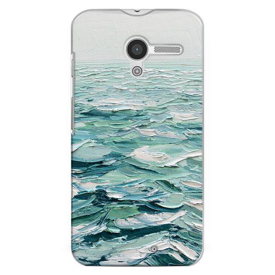 Moto X Cases - Minty Sea