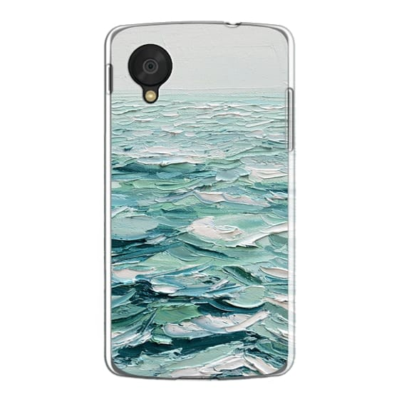 Nexus 5 Cases - Minty Sea