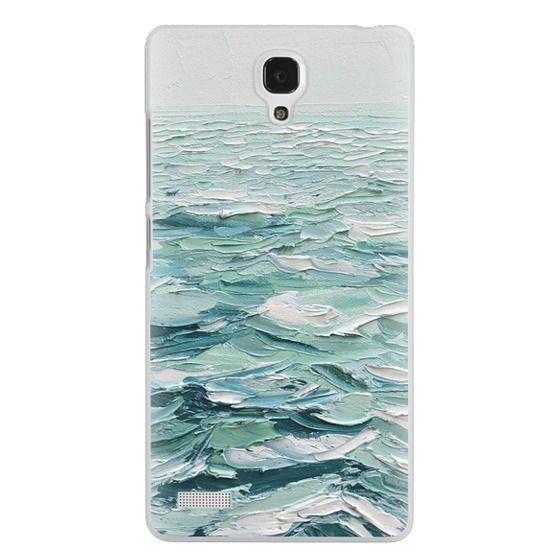 Redmi Note Cases - Minty Sea