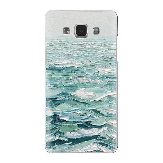 Samsung Galaxy A5 Cases - Minty Sea